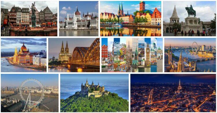 Europe Land