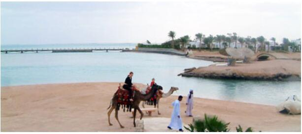 FLIGHTS, ACCOMMODATION AND MOVEMENT IN EL GOUNA