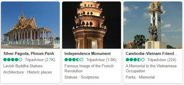 Phnom Penh Attractions 2