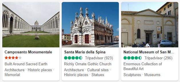 Pisa Attractions 2