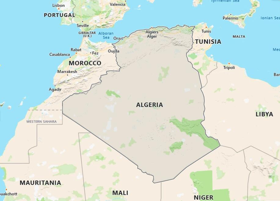 Algeria 2006