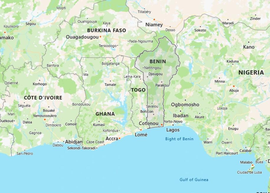 Benin 2006