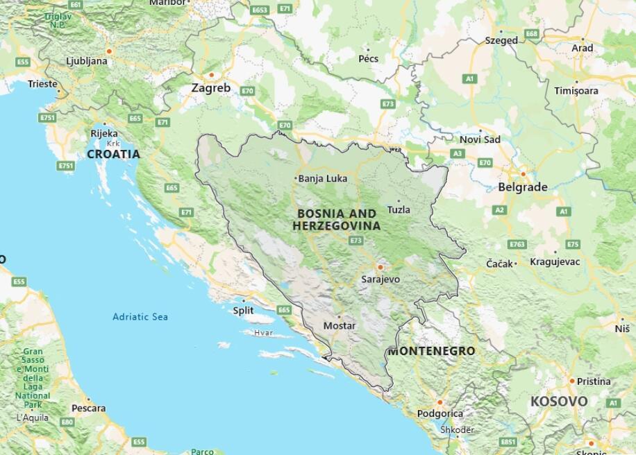 Bosnia and Herzegovina 2006