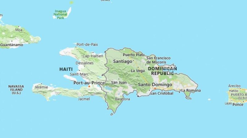 Dominican Republic 2006