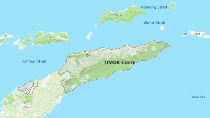 East Timor 2006