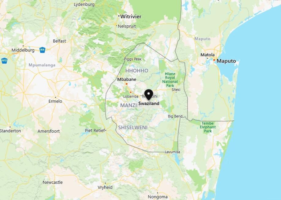 Eswatini 2006