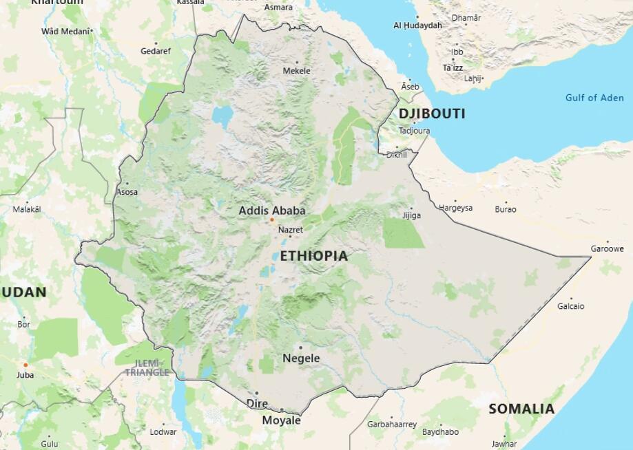 Ethiopia 2006