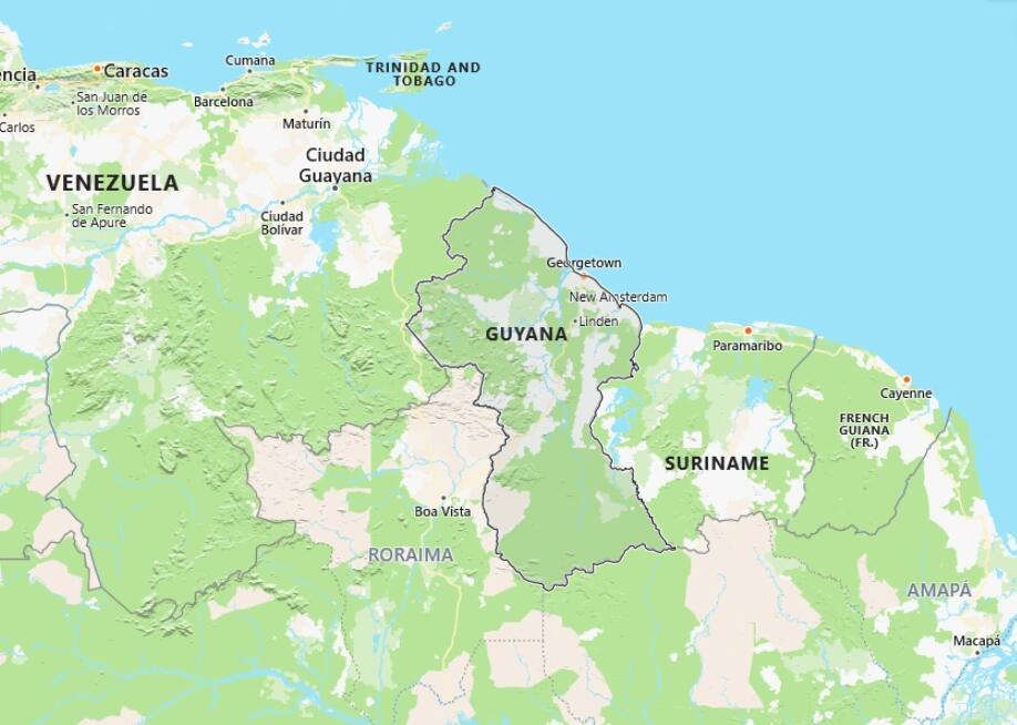 Guyana 2006