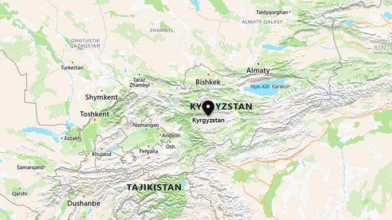 Kyrgyzstan 2006