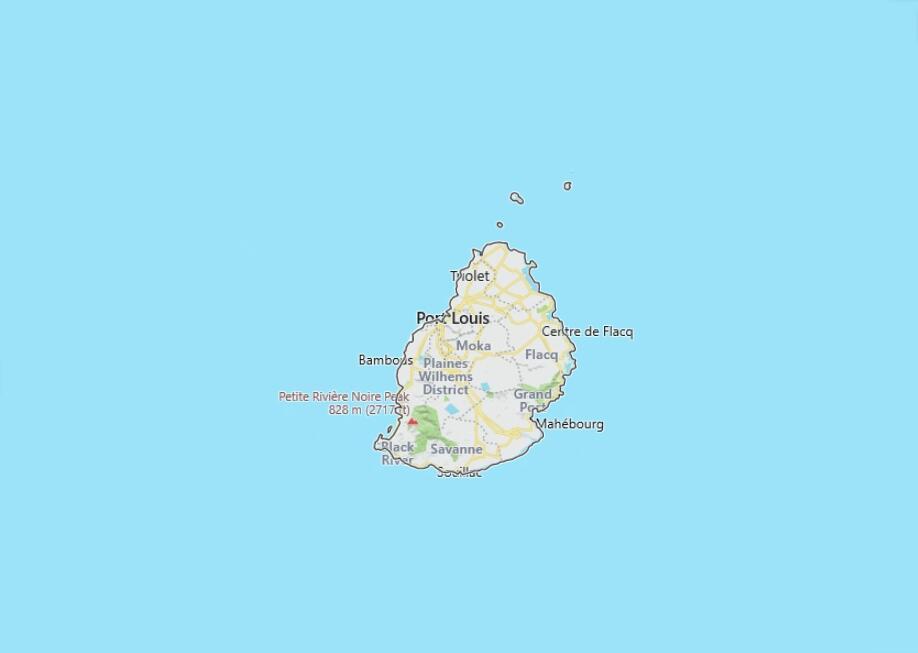 Mauritius 2006