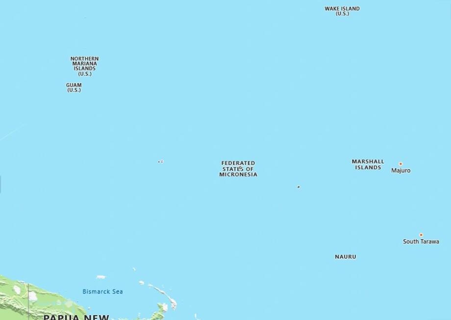 Micronesia 2006