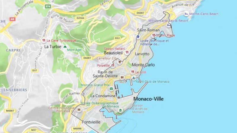 Monaco 2006
