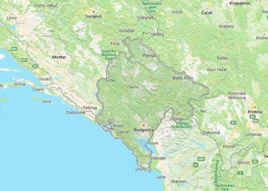 Montenegro 2006