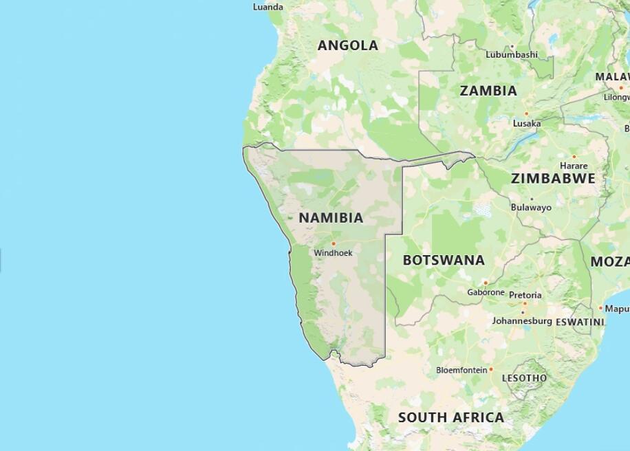 Namibia 2006