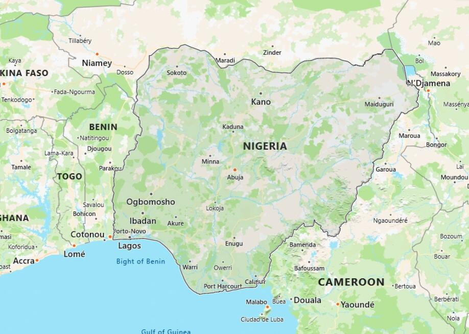 Nigeria 2006