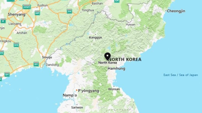 North Korea 2006