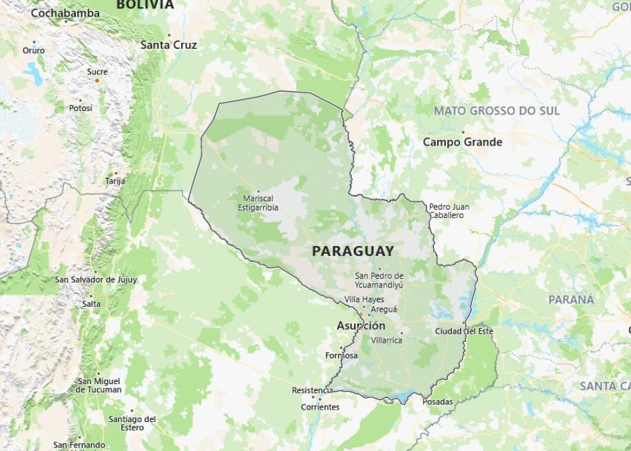 Paraguay 2006