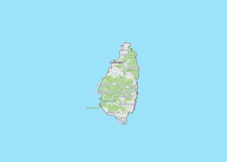 Saint Lucia 2006