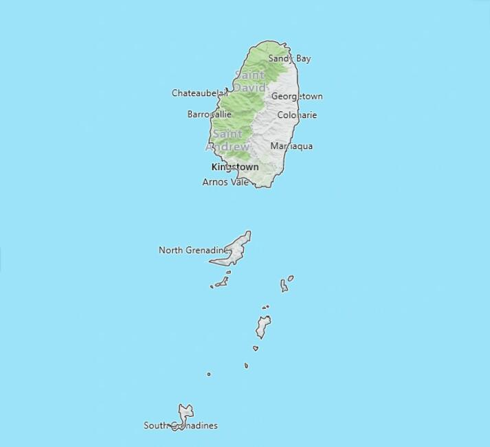 Saint Vincent and the Grenadines 2006
