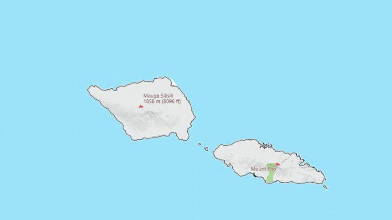 Samoa 2006