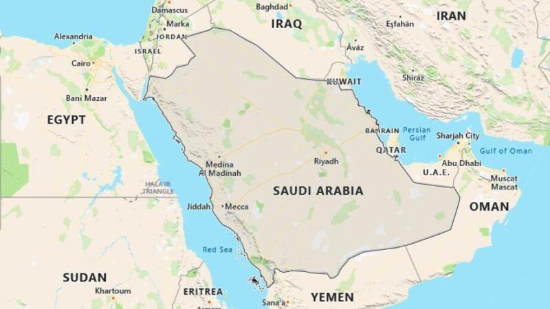 Saudi Arabia 2006