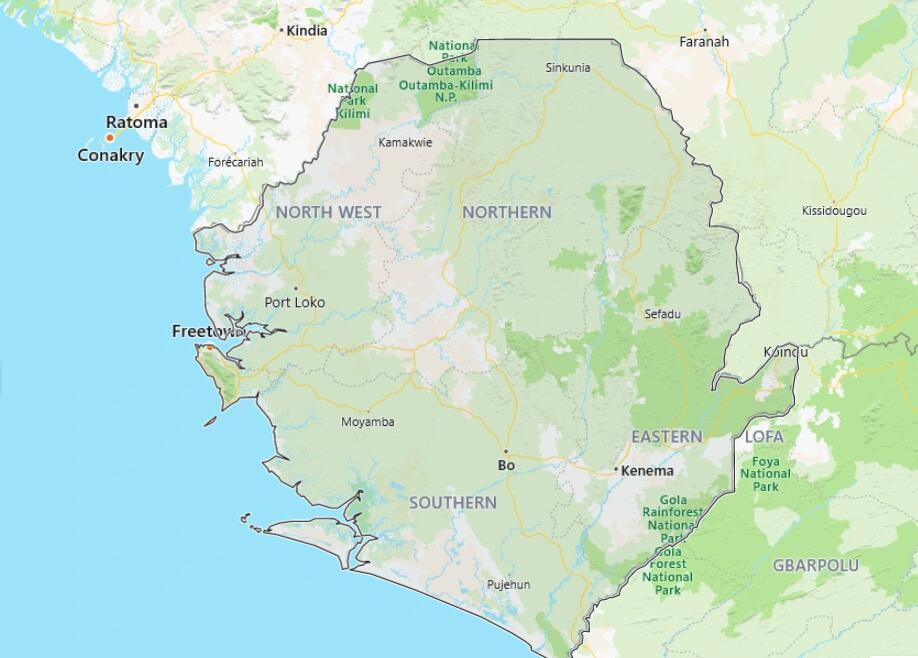 Sierra Leone 2006