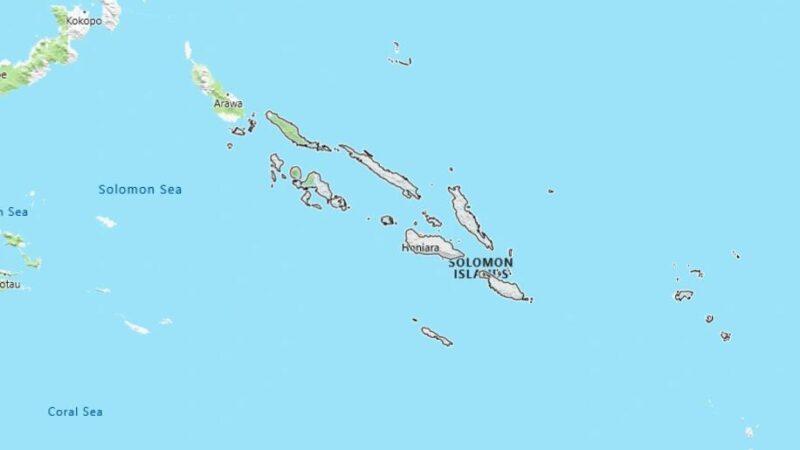 Solomon Islands 2006