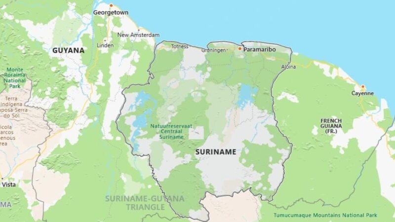 Suriname 2006