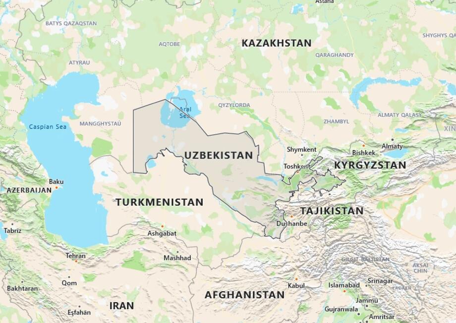 Uzbekistan 2006
