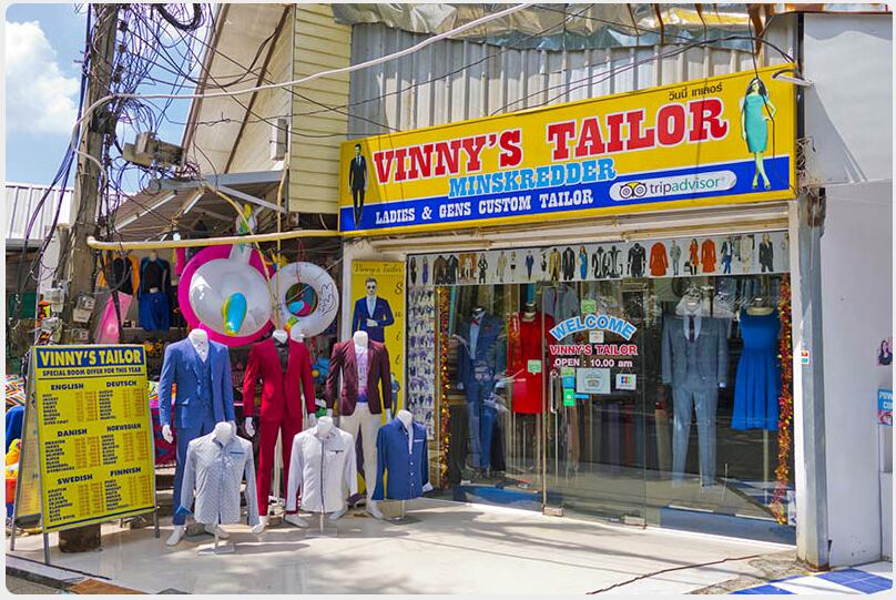 Best Areas Shopping in Krabi
