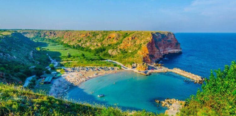 Beaches in Bulgaria