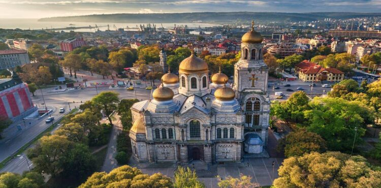 Bulgaria cities