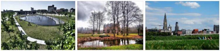 Antwerp, Belgium Parks