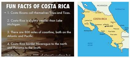 Information about Costa Rica
