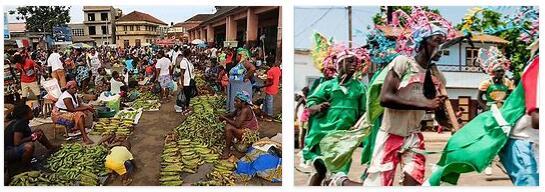 São Tomé and Príncipe Culture and Economy